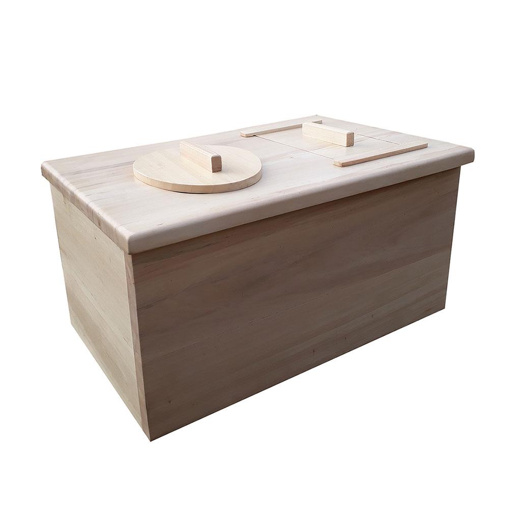 toilettes s ches enfant en bois fabriqu en france. Black Bedroom Furniture Sets. Home Design Ideas