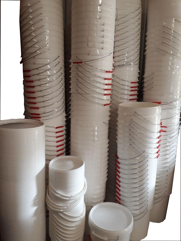 seau toilette s che en plastique alimentaire 32 litres. Black Bedroom Furniture Sets. Home Design Ideas