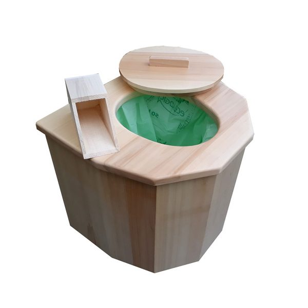 toilette sèche camping à compost