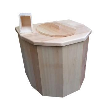 toilette sèche mobile pour le camping ou la maison facile à ranger