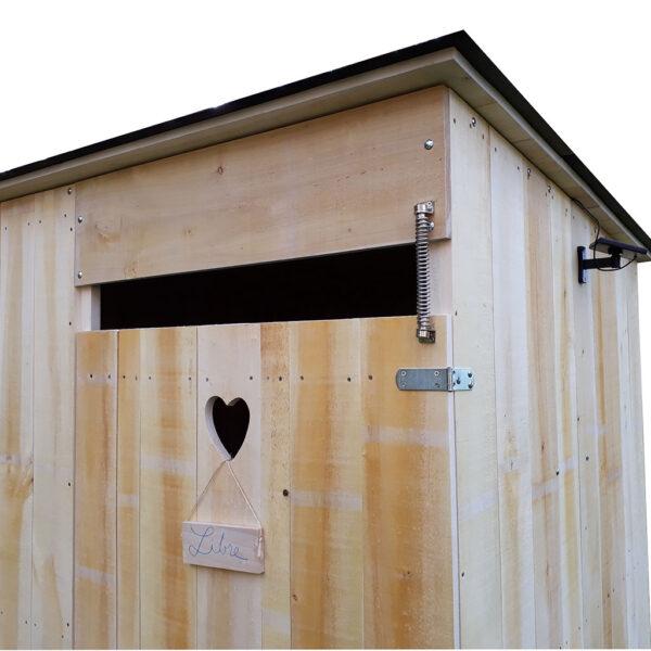 toilettes sèches accessibles écologiques