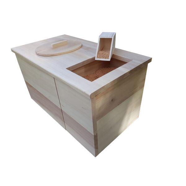 toilette sèche d'intérieur I CAG Premier