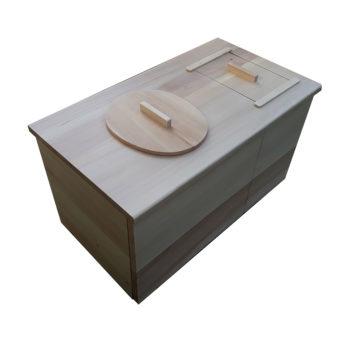 toilette sèche d'intérieur à compost i cag premier