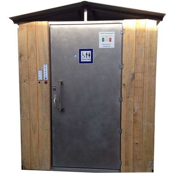 toilettes sèches publiques I CAG Grand Air