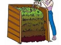compostage vue en coupe