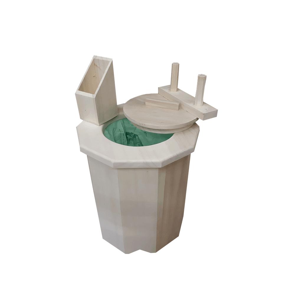 Toilette sèche de voyage