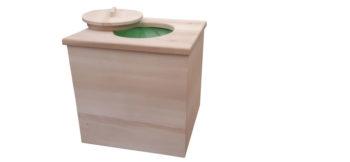 Toilette sèche I CUBE